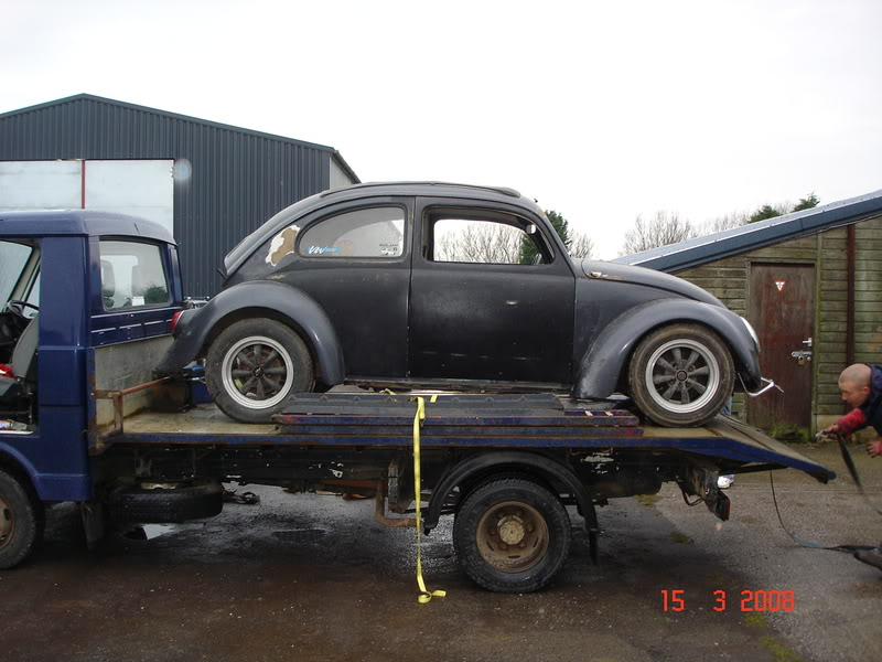 'Beryl' The 1957 RHD Ragtop Oval with suicide doors! - Page 3 Recoverytruck002