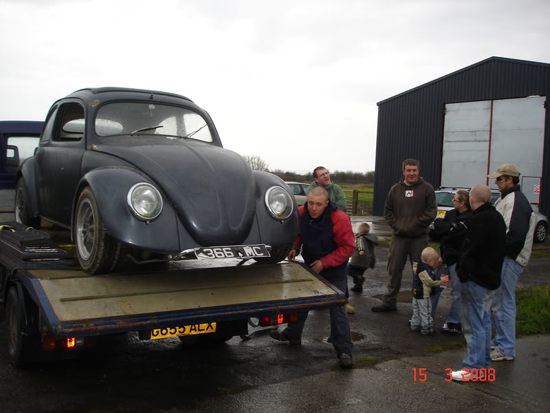 'Beryl' The 1957 RHD Ragtop Oval with suicide doors! - Page 3 Recoverytruck003