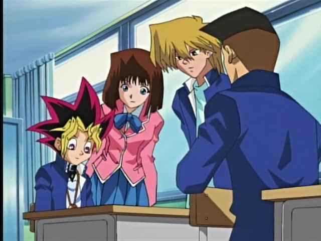 [ Hết ] Phần 2: Hình anime Atemu (Yami Yugi) & Anzu (Tea) trong YugiOh  2A21P10