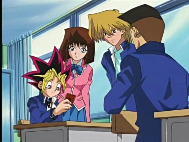[ Hết ] Phần 2: Hình anime Atemu (Yami Yugi) & Anzu (Tea) trong YugiOh  2A21P3