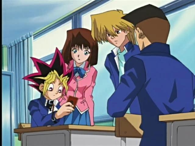 [ Hết ] Phần 2: Hình anime Atemu (Yami Yugi) & Anzu (Tea) trong YugiOh  2A21P4