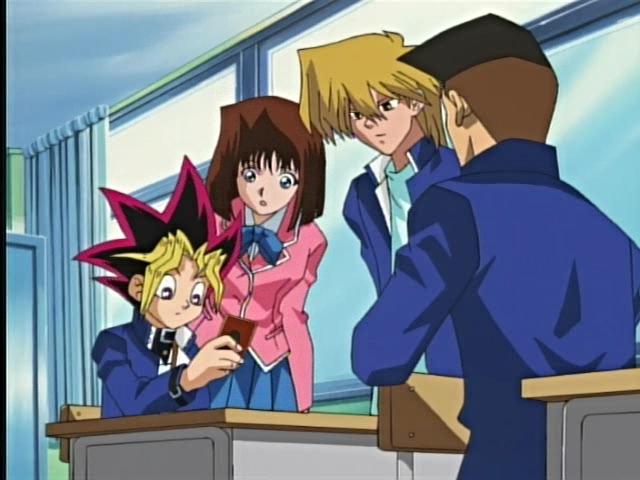 [ Hết ] Phần 2: Hình anime Atemu (Yami Yugi) & Anzu (Tea) trong YugiOh  2A21P8