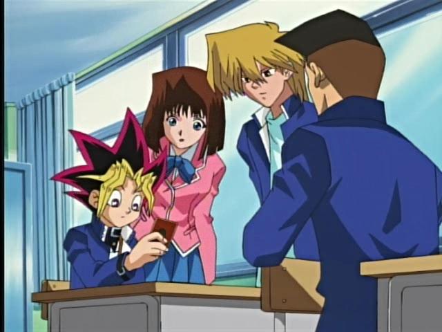 [ Hết ] Phần 2: Hình anime Atemu (Yami Yugi) & Anzu (Tea) trong YugiOh  2A21P9