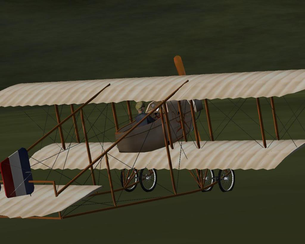 "Caudron type ""C"" Biplane Fgfs-screen-036-1"