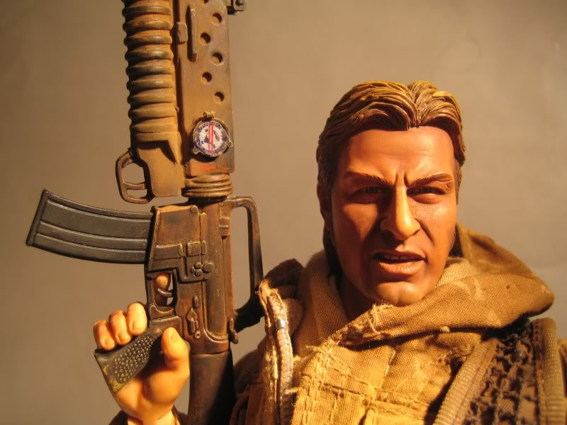 brújula - Duda del copón: se puede usar una brújula sobre un arma y/o marcadora Collection355