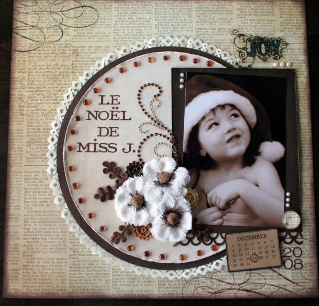 J'aimerais voir vos pages monochromes brunes du weekend SL IMG_3249