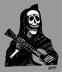 Twenty-Six Years and only One MexicanSkeletonGuitar