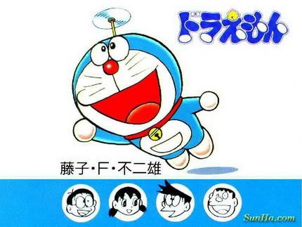 [Thông Tin] Lịch sử của Doraemon 001