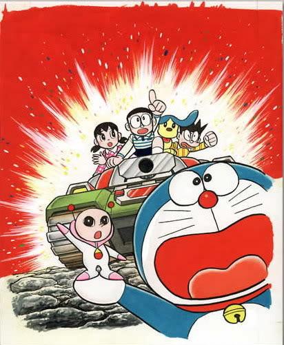 [Thông Tin] Lịch sử của Doraemon 014