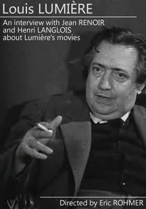 Documentário musical, ficção, literário, artistico, político, cinematográfico, series tv, bandas sonoras... LouisLumierePoster