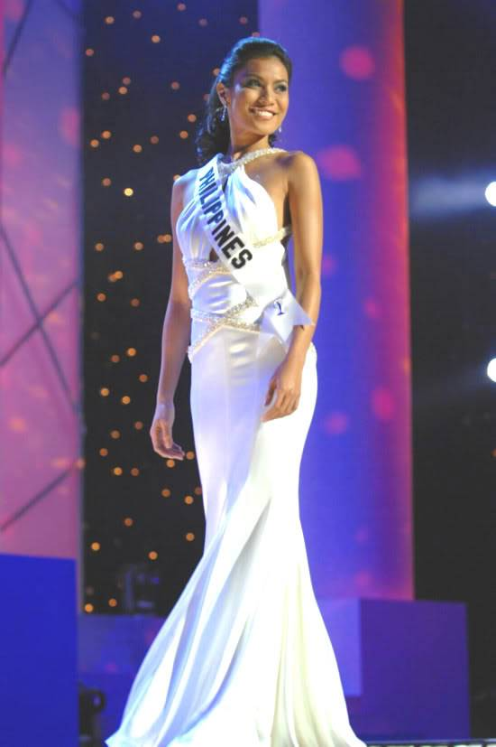 The Decade's Binibining Pilipinas-Universe Beauties from the University of the Philippines Lianingownfrmsuniversesite
