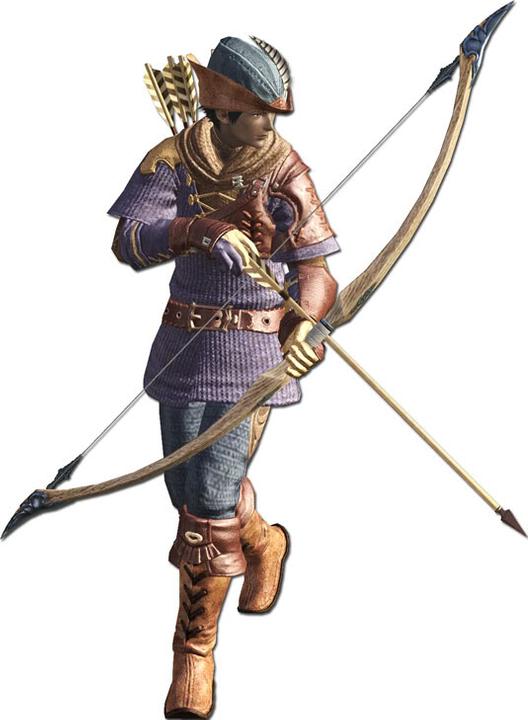 presentation de l'archer Archer