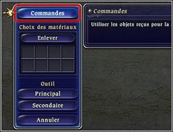 Intéractions et Mandats de guilde Craftcommande