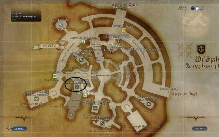 Guide Épopée: Gladiateur: Les éliminatoires Guildedesgladiateur-1