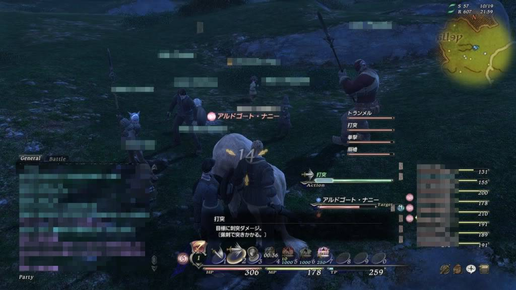 Flot d'information de FF14 Strategies3
