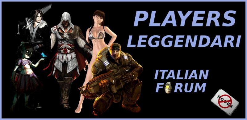PlayerS Leggendari