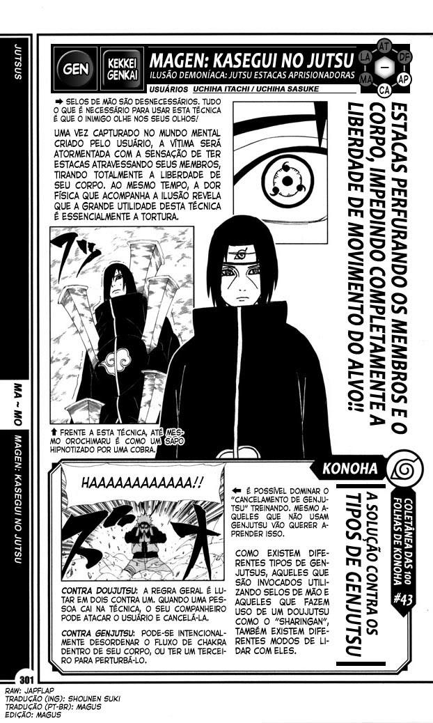 Hidan+ tsunade, Counter do tsukyomi? 301