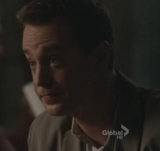 "Agente Especial Timothy ""Tim"" McGee (Sean Murray) Truth6-1"