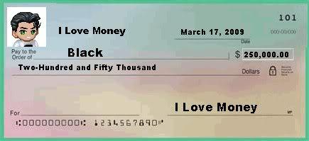 The Vault Blackcheck