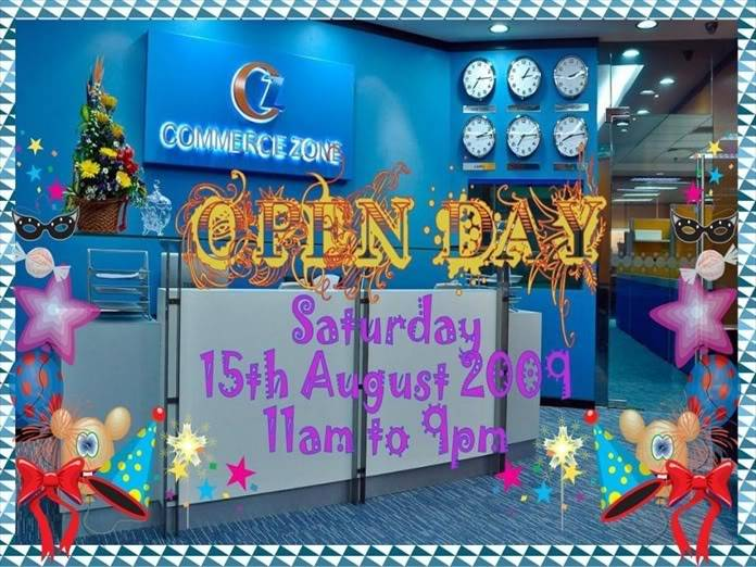 Commerce Zone | We Focus To Develop OpenDay1
