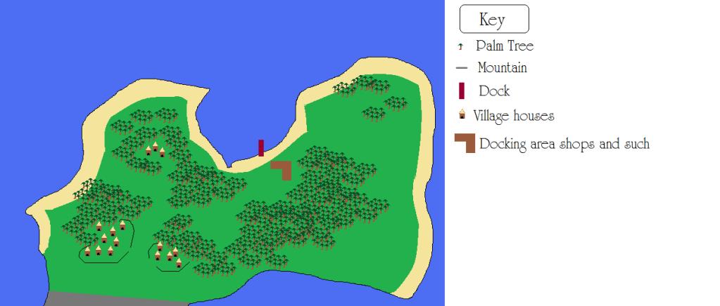 An island idea i came up with Island
