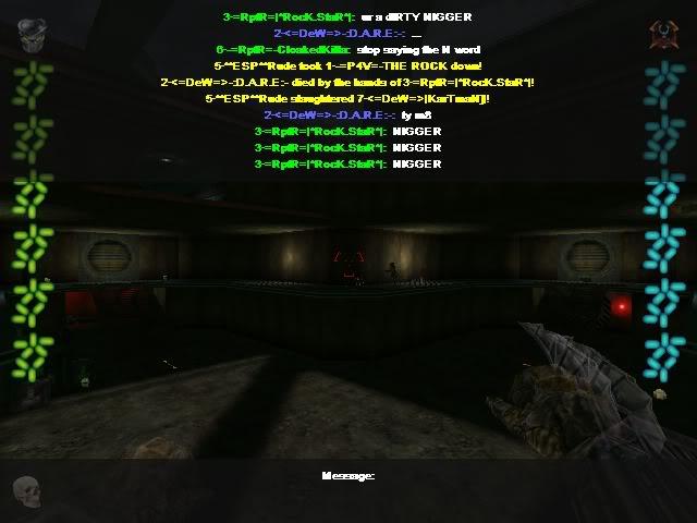 Racist Raptor/Imposter Screenshot10