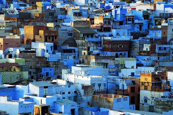 Cities of Color - Những thành phố sắc màu Jodhpur-India-5