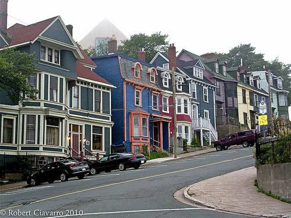 Cities of Color - Những thành phố sắc màu St-Johns-Newfoundland-Canada-3