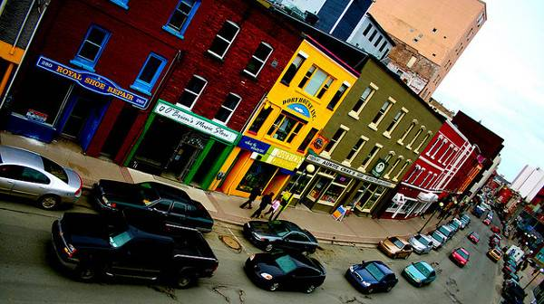 Cities of Color - Những thành phố sắc màu St-Johns-Newfoundland-Canada-5