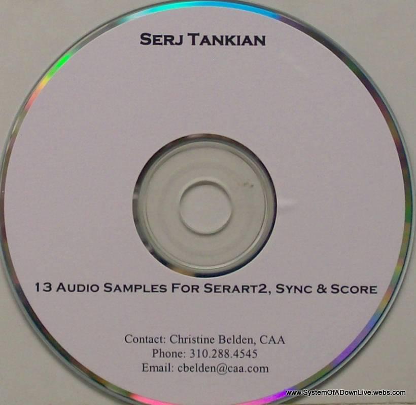 [Rumeur] Nouvel album de Serart Serart2