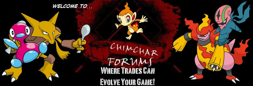 Chimchar Forums
