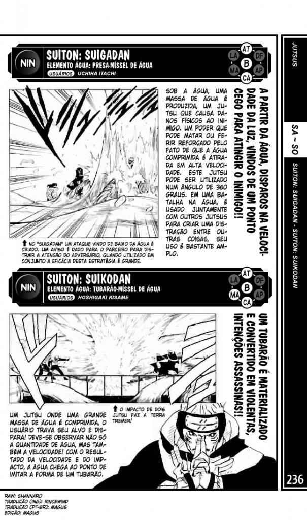 Kisame vs Orochimaru - Página 2 236
