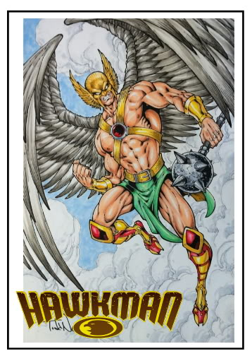 Earth-2 is coming! - Page 4 Hawkman