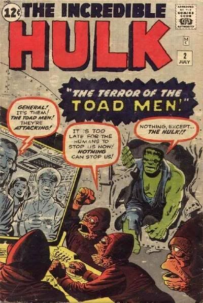 Marvel - The 1960's Hulk2