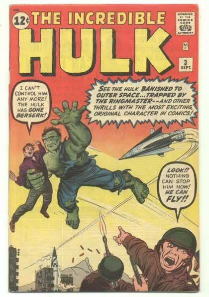 Marvel - The 1960's Hulk3