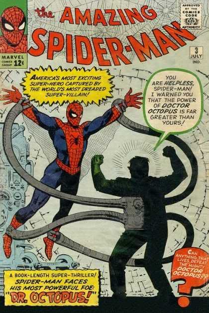 Marvel - The 1960's Spiderman3