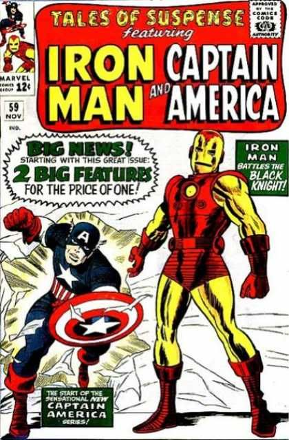 Marvel - The 1960's TalesOfSuspense59