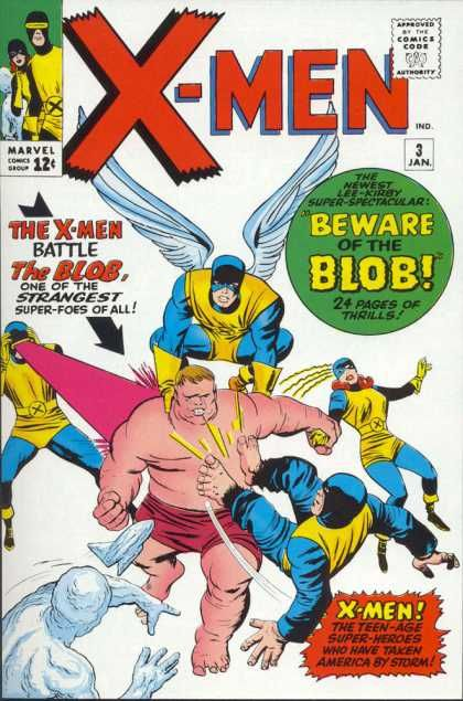 Marvel - The 1960's X-Men3_zps7e428e9d
