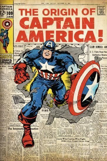 Marvel - The 1960's Captainamericacover_zps832efe85