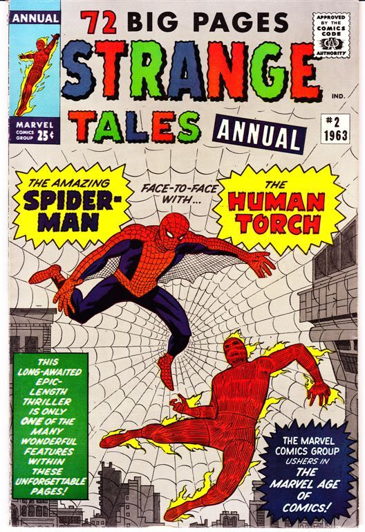 Marvel - The 1960's Strangetann2