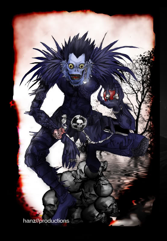 Ryuk Pictures, Images and Photos