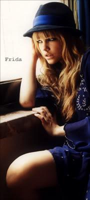 Frida W. Hedström