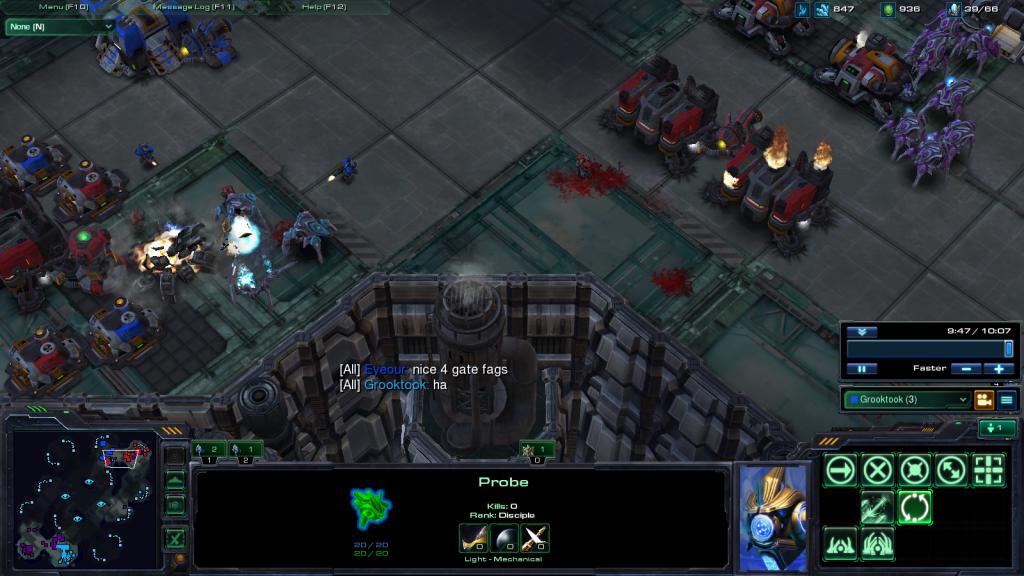Starcraft 2 4gate