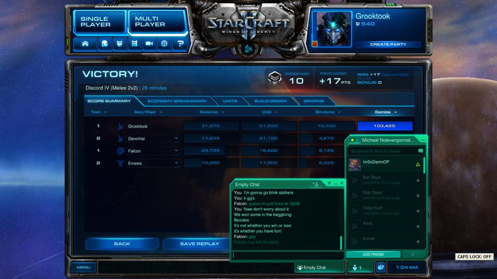 Starcraft 2 Fun
