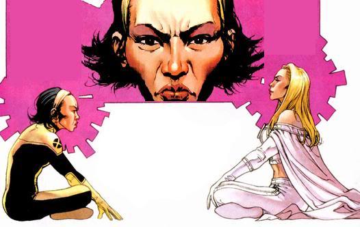 X-Men - Nº 100 (Abril/2010) Divided08