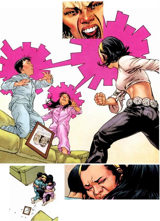 X-Men - Nº 100 (Abril/2010) Divided09
