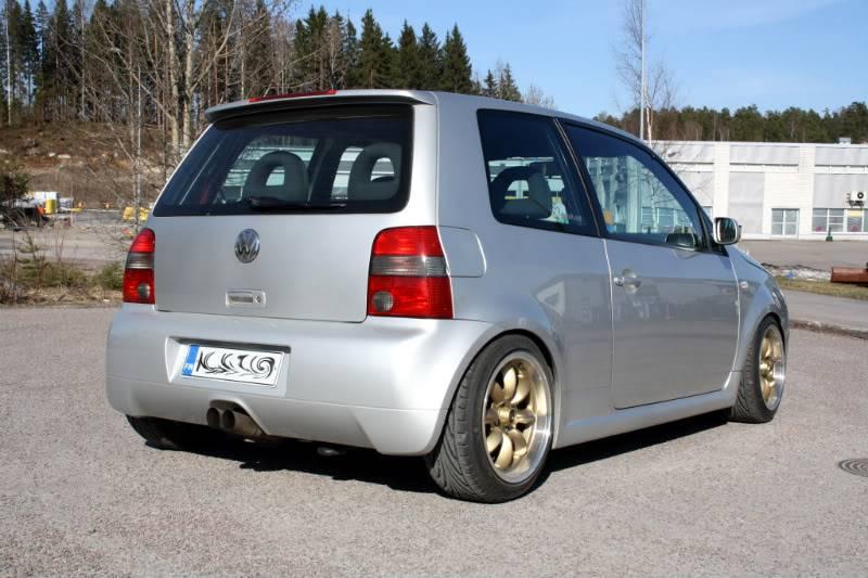 VW Lupo Gti ja MB 230E IMG_0487-1