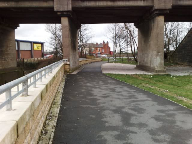 All Our Wigan Yesterdays Adam viaduct 08