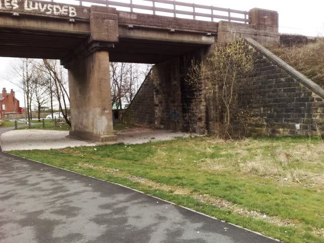 All Our Wigan Yesterdays Adam viaduct 09