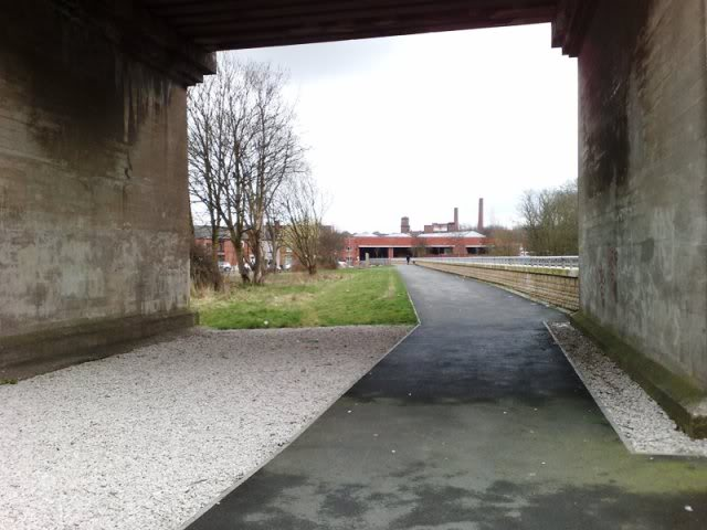 All Our Wigan Yesterdays Adam viaduct 13